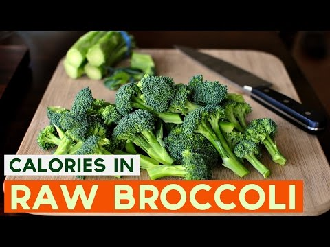 Calories in Broccoli and Nutrition Facts | How Many Calories in Broccoli