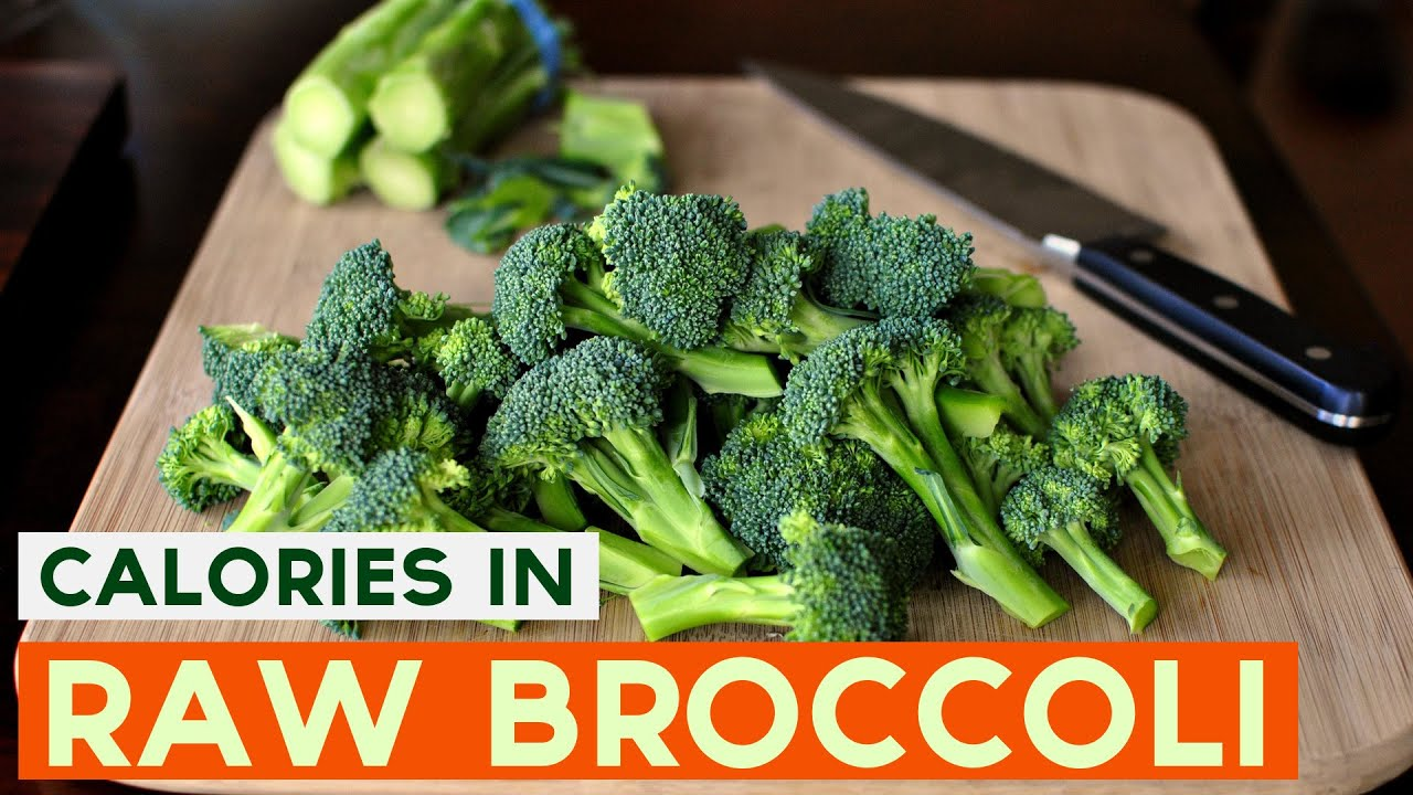 calories in broccoli and nutrition facts | how many calories in