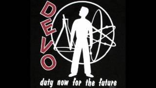Watch Devo Blockhead video