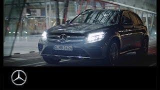 Elektromobilität bei Mercedes-Benz.