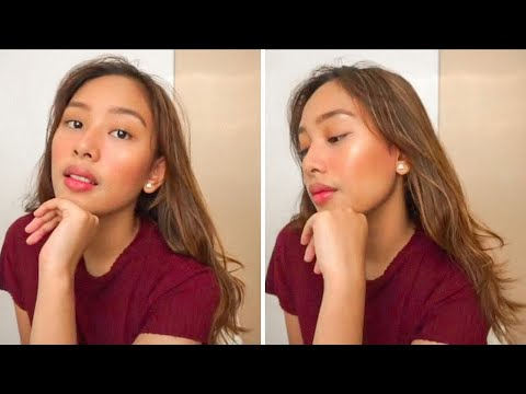 Natural Makeup Look for Morenas (Philippines)