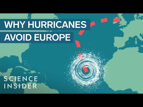 Why Hurricanes Hardly