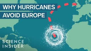 Why Hurricanes Hardly Ever Hit Europe