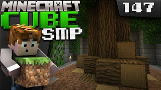 Minecraft: Cube SMP - Episode 147 - Ratway Continuation