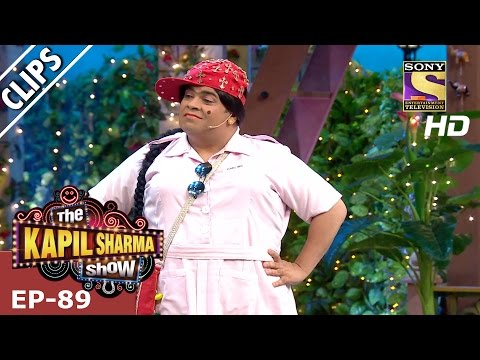 Any Body Can Dance! Says  Bumper - The Kapil Sharma Show - 12th Mar 2017
