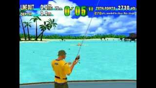 Game Sega Marine Fishing - Barracuda - Permit - Tarpon.
