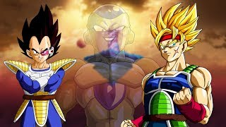 What if Bardock was wished back to life? Bardock Meets Goku and his family!