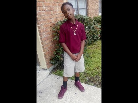 12 Year Old Boy Shot In Head @ Funeral For Ricky Boyd
