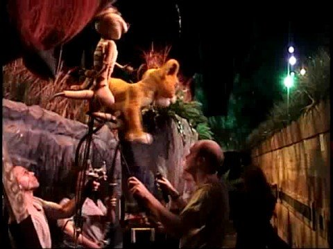 Legend of the Lion King Behind the Scenes