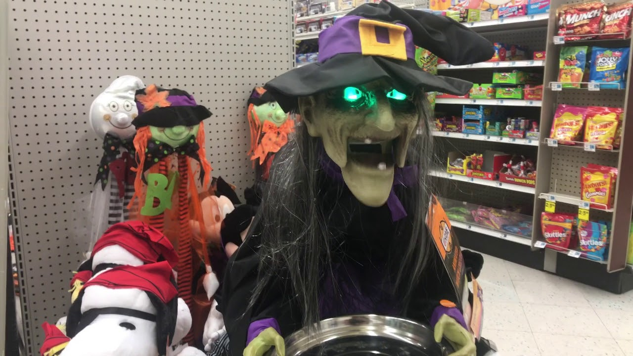 rite aid halloween fall decor 2018