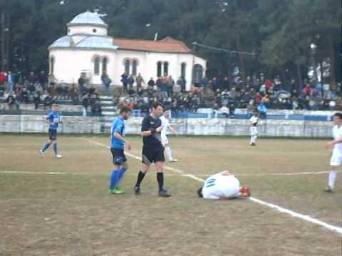 Imathia Sports News / Λευκάδια - Δομοκός  2-1