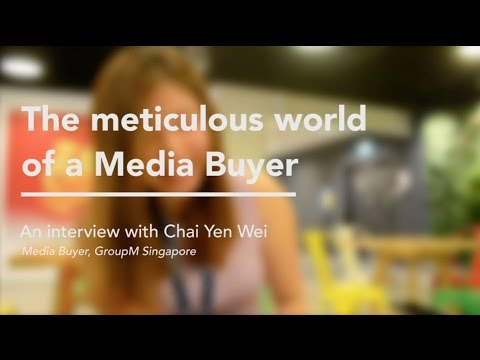 The Meticulous World of a Media Buyer