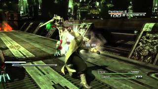 GTX 960 + i5 4690k - Final Fantasy XIII PC Gameplay Full HD 1080p