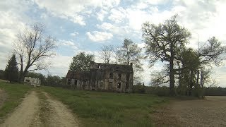Abandoned Maryland Farms