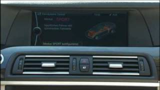 New BMW 5 Series Sedan - Dynamic Drive Control