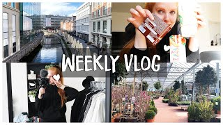 Weekly Vlog | New plant shop, bakery, IKEA, selfcare