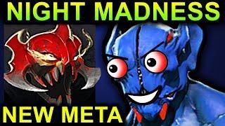 Video MASK OF MADNESS NIGHT STALKER  DOTA 2 PATCH 7.06 NEW META PRO GAMEPLAY download MP3, 3GP, MP4, WEBM, AVI, FLV September 2017