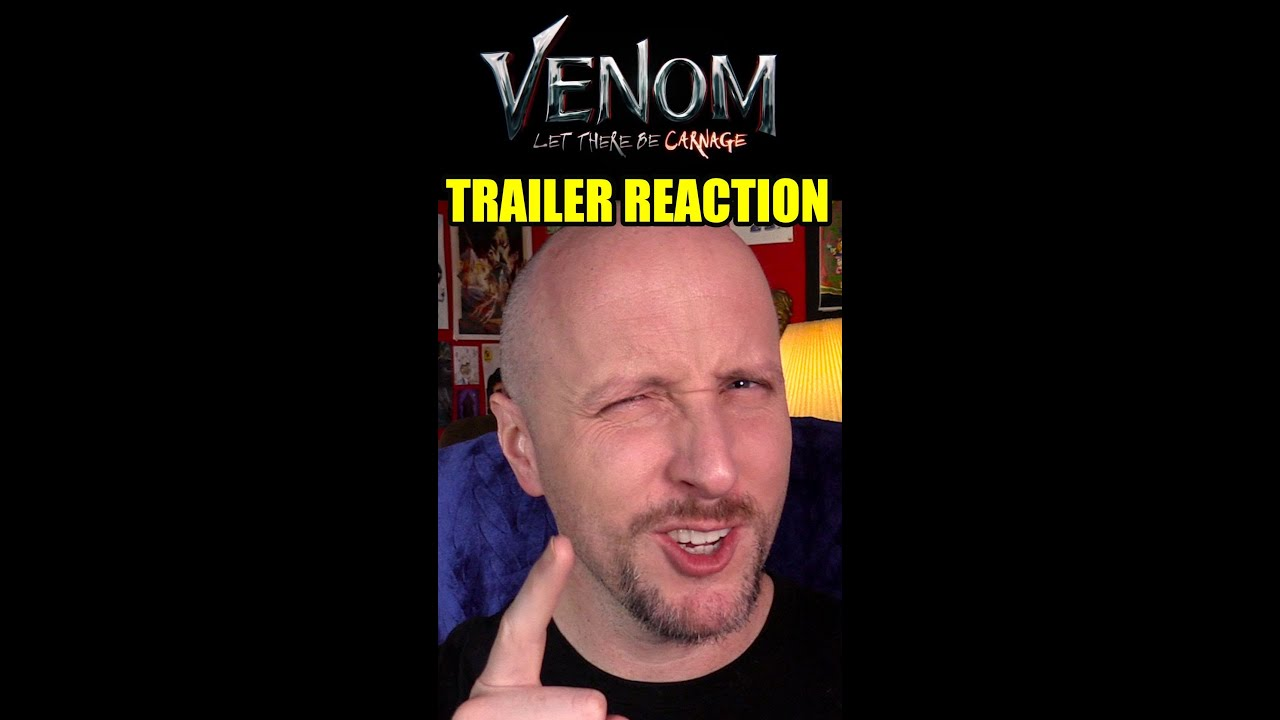Doug reacts to Venom: Let There Be Carnage Trailer #Shorts