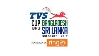 Joint Media Briefing of Sri Lanka vs Bangladesh ODI Series 2019
