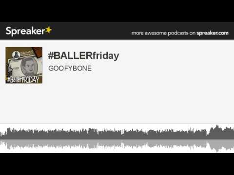 #BALLERfriday (made with Spreaker)