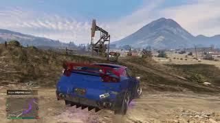 Grand theft auto V #1