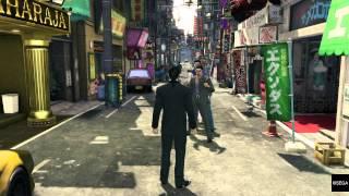 Yakuza 0: Majima Gameplay