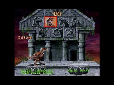 Primal Rage 1994 Arcade by Atari