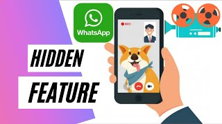 How To Record Whatsapp Screen Recording Hidden | OgyMogy