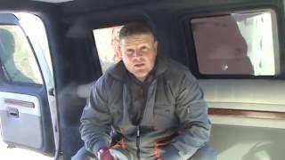 Переоборудование VW Caddy в пассажир (лонжерон лазерщика)(, 2016-10-11T17:29:23.000Z)