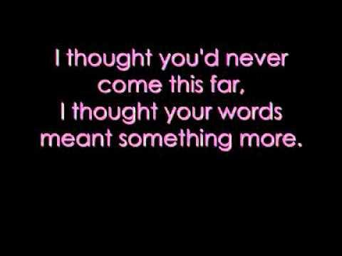 Are You Ready - Three Days Grace Lyrics!!