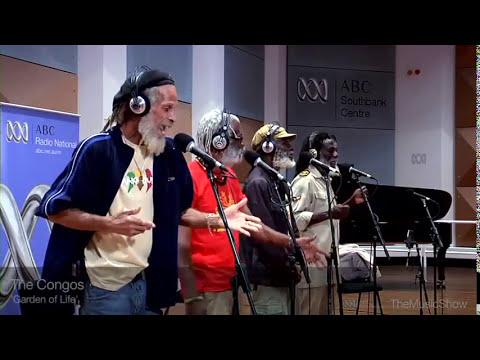 Garden of life   The Congos HD   Music Show ABC Radio National  Reggae Brasil on line