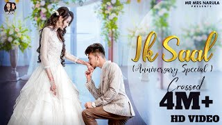 Ik Saal (Official Song) Anniversary Special Ft. Mr Mrs Narula | Magic | Mehak Jain | Punjabi Songs