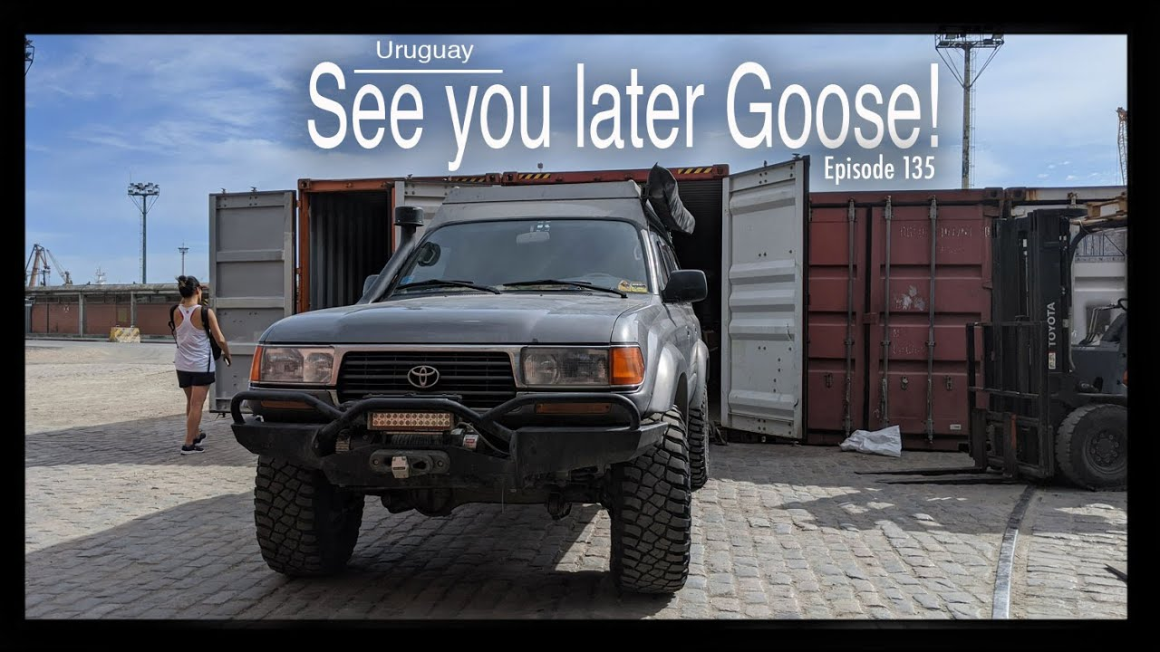 See you later Goose!