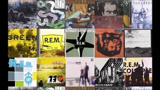 R.E.M. - King Of Comedy - Monster