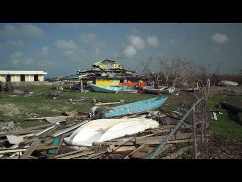 Video: Barbuda, an island paradise wiped out by Hurricane Irma