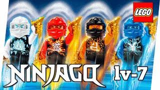 NINJAGO Skybound Nya & Jay Level 7 - Lego Games