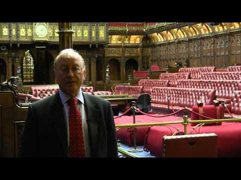 Yeoman Usher: Getting ready for State Opening | House of Lords