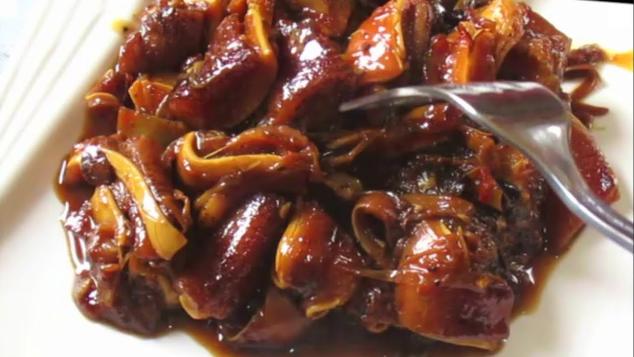 how to cook humba baboy