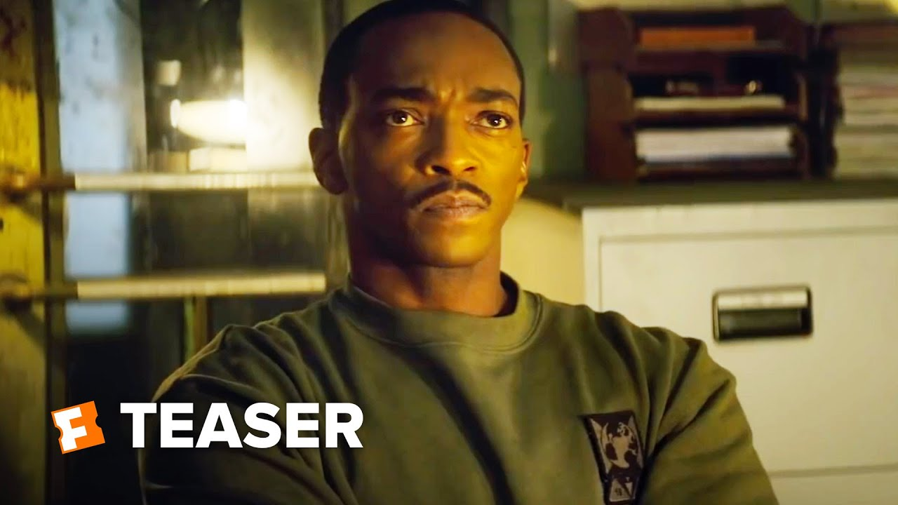 Outside the Wire Teaser Trailer (2021) | Movieclips Trailers