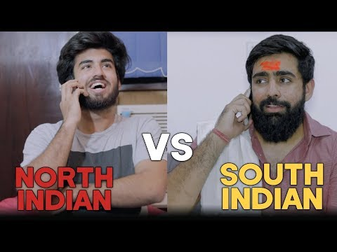Every North Indian-South Indian Conversation | Hasley India