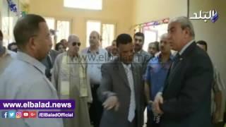 بالفيديو والصور.. افتتاح مركز الخدمات الاجتماعية ببني أحمد بالمنيا