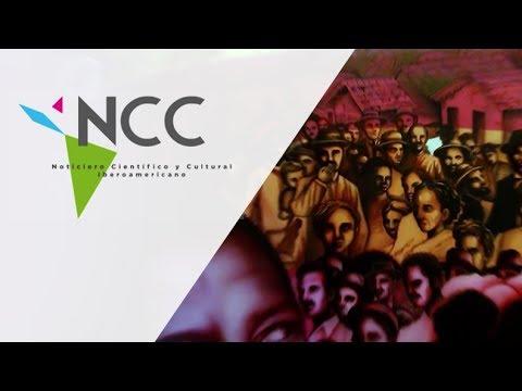 Noticiero Científico y Cultural Iberoamericano, emisión 30. Febrero 26 al 04 de Marzo 2018