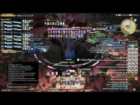 FFXIV 4 0: Foxy Lady Fate | EndlessVideo