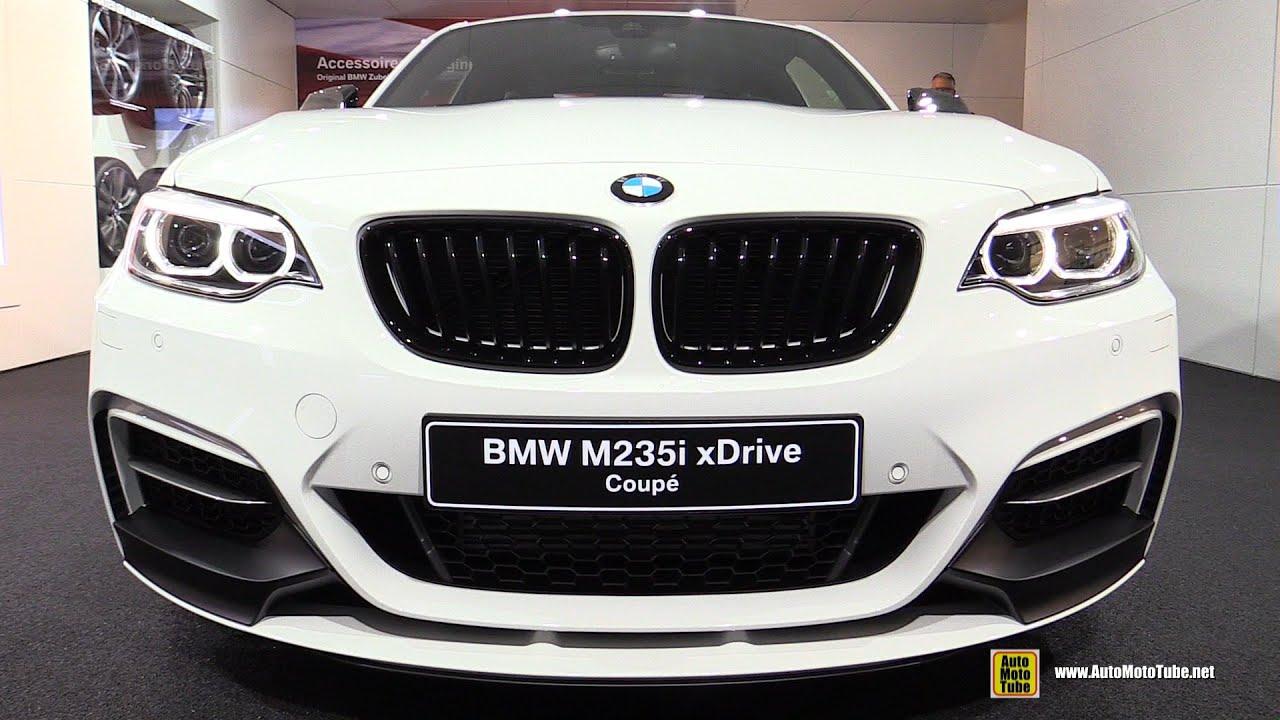 2015 BMW M235i xDrive M Performance Accessorized Exterior