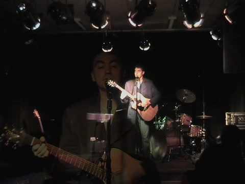 Harald Pons & Band - Live und Unplugged im M8 Club in Mainz