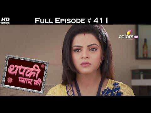 Thapki Pyar Ki - 20th August 2016 - थपकी प्यार की - Full Episode HD