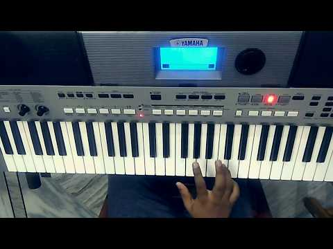 Aashiqui 2 | Theme | Love | Song | Piano | Notes | Casio | Keyboard | Tutorial | Easy | Slow |