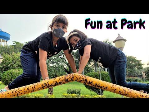 Fun at Park / Parks in Balangir / Rajendra Park in Balangir / | #LearnWithPari #learnwithpriyanshi