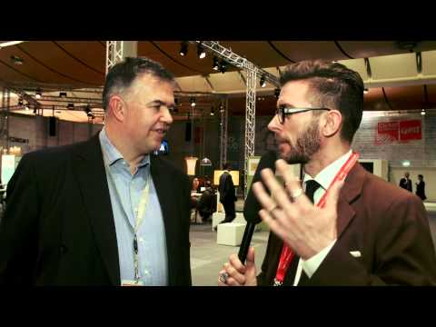 CeBIt Global Conferences 2015: Interview with Ian Drew, ARM
