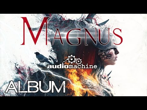 Audiomachine - magnus (Full album - 1 hour - powerful dramatic orchestral - epic music)